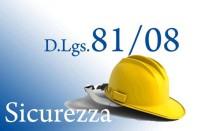 Sicurezza aziendale e dei cantieri (D.Lgs 81/2008)